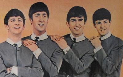 Den store Beatlesplakat