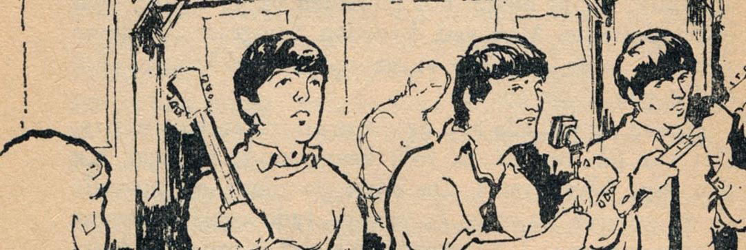 Min førte bog om The Beatles