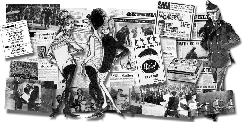 Pigtråd og gamle aviser