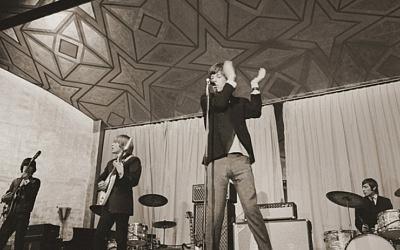 Rolling Stones i Fyens Forum  i marts 1965