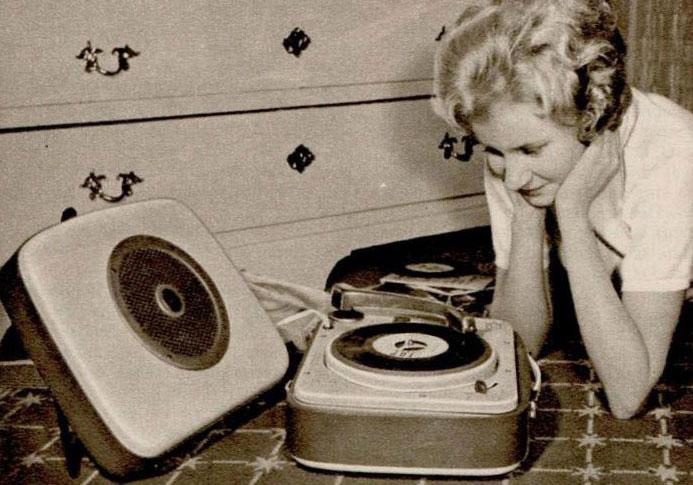 Grammofonen – det største ønske